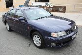 07/1998 Nissan Maxima S.Touring Sedan Blue 3.0L