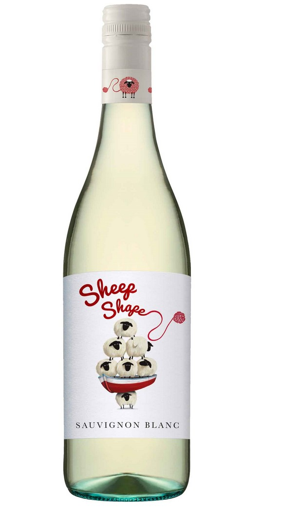 Sheep Shape Sauvignon Blanc 2015 Case of 12 for $89 + ' image'