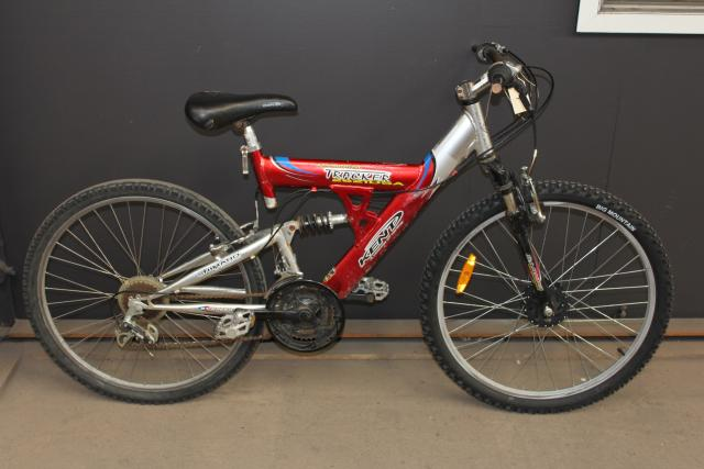 Bikes Kent Kent Tracker Mountain Bike