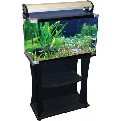 65 Litre Fish tank With Stand & Accessories- ALLBIDS Auctions 608998 ...