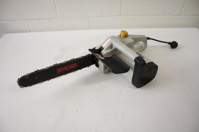Ryobi Cs214 Chain Saw Lot 551648 Allbids