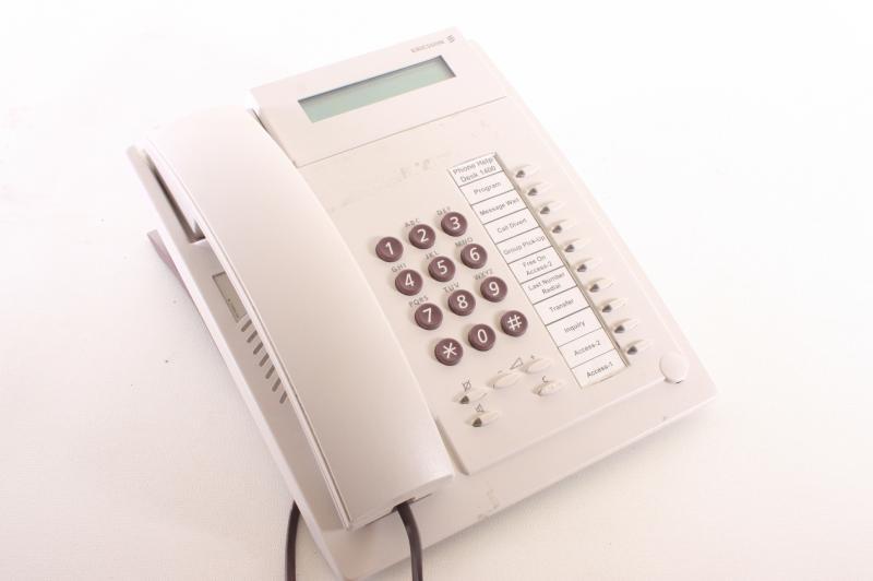 ericsson consono md110 pabx phone lot 577984 allbids rh allbids com au Nakamichi Mini Speaker Manual Ericsson Desk Phone Manual