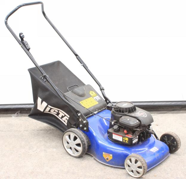victa vantage  stroke lawn mower lot  allbids
