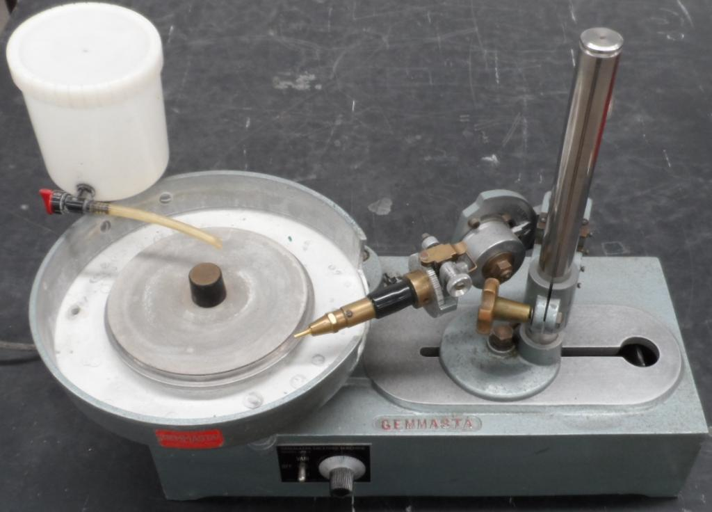 Gemmasta Faceting Machine And Assorted Lot 719859 Allbids