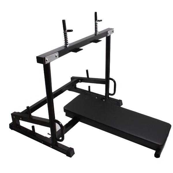 Commercial Gym Equipment Australia: Vertical Leg Press Machine Fitness - Lot 788862