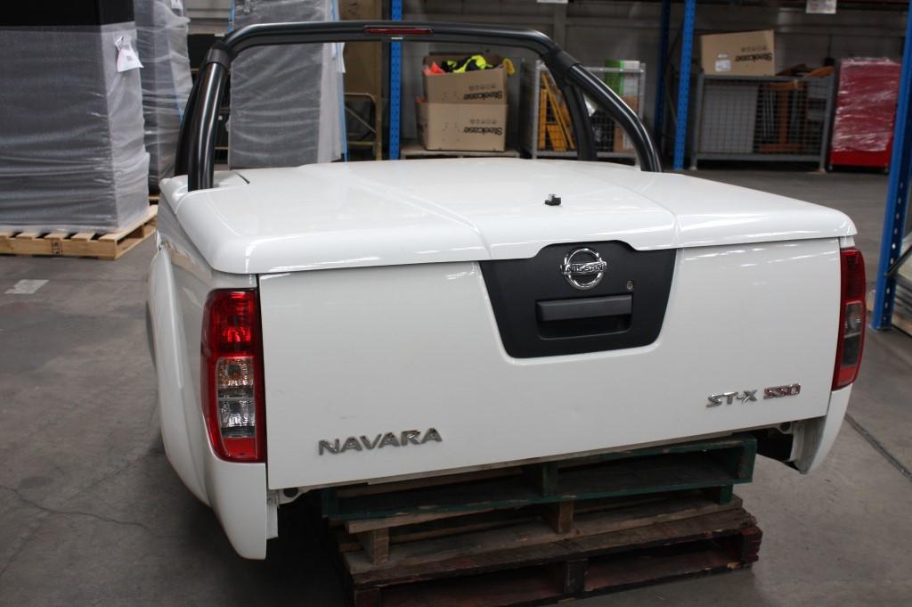 Nissan Navara D40 St X 550 Ute Lot 807849 Allbids