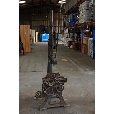 Amex Car Buying >> Antique Mortise Machine - Lot 554356   ALLBIDS