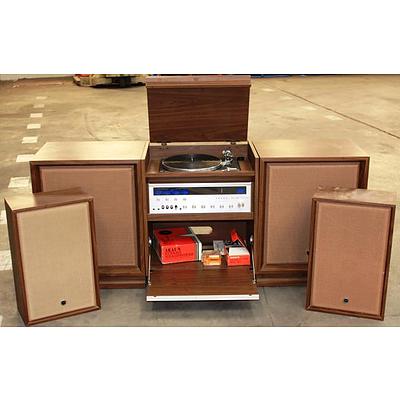Amex Car Buying >> Sanyo DC 7100K 4-Channel Home Sound - Lot 558737   ALLBIDS