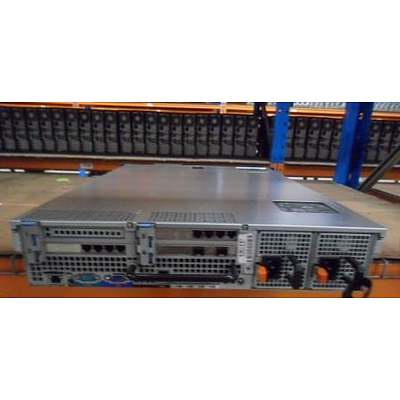 Dell PowerEdge R710 Dual Hexa-Core Xeon X5650 2 67GHz 2 RU Server