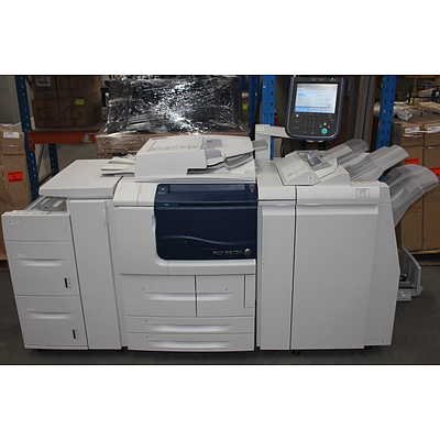 Fuji Xerox D95 Multi Functional Black and White Photocopier/Printer