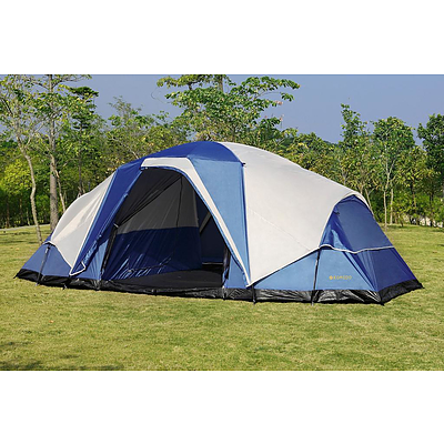 sc 1 st  Allbids & Jackaroo 10 Person Dome Tent - Lot 691394 | ALLBIDS
