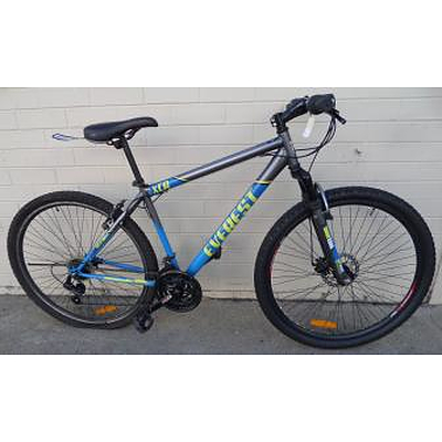 Everest Xcr 21 Speed Mountain Bike Lot 721957 Allbids