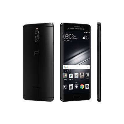 Porsche Design Huawei Mate 9 Limited Edition Smartphone to support Tour de Cure