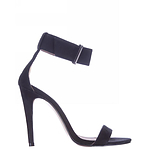 Designer Shoes - Billini Mercury Black Suede Size 6 AU