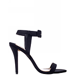 Designer Shoes - Siren Zadie Black Neoprene Size 6 AU