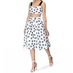 Asilio Another Girl Another Planet Sk Skirt Size: 8 RRP $249.95