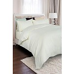 Royal Comfort 1200 Thread Count Queen 100% Egyptian Cotton Ivory Quilt Cover - RRP $269 - Brand New