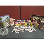 Box Lot of Collectible Items