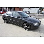4/2003 Volvo S60 AWD  4d Sedan Dark Grey 2.4L