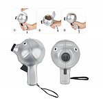 Silver Pet Snack Launcher - RRP $69.99 - Brand New